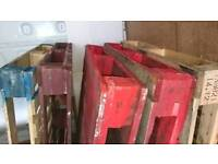 Pallets for sale, European2 size, upcycling