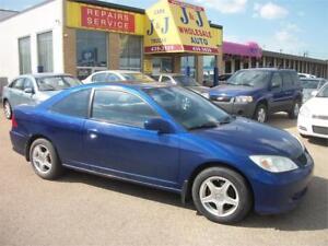 2004 Honda Civic Cpe Si-G
