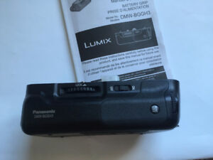 Panasonic Battery Grip for Lumix GH3 and GH4 Digital Cameras