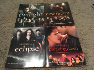 Twilight Illustrated Movie Guide