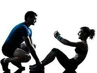 Mobile personal trainer.