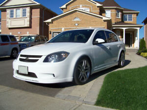 2009 Chevrolet Cobalt SS/TC Sedan (Ultra Low kms)