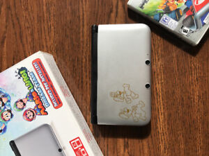 3DS XL Limited Edition Mario and Luigi