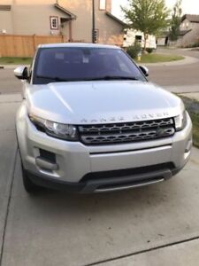 Excellent condition:2015 Land Rover Range Rover Evoque pure,SUV.