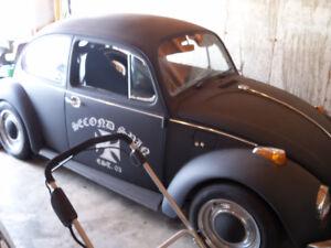 1973 Volkswagen Beetle Coupe (2 door)