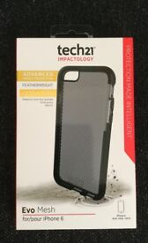 New iPhone 6/6s Case by tech21