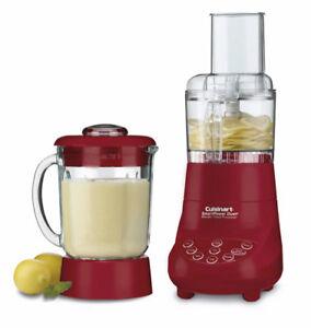 Red Cuisinart Blender & Food Processor For Sale