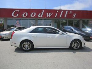 2013 Cadillac CTS NAVI! SUNROOF! BLUETOOTH!