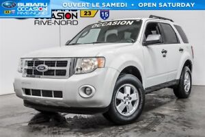 2011 Ford Escape XLT MAGS+A/C