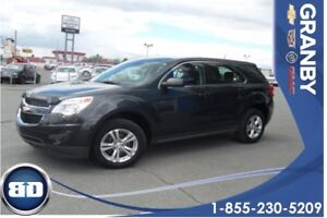 2013 Chevrolet Equinox LS AIR CLIMATISÉ  BLUETOOTH