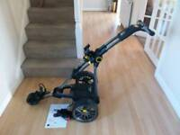 Powakaddy C2 electric trolley | As new | 18 hole lithium battery