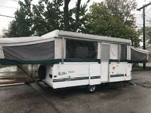 Pop up/tents roulotte Fleetwood Sequoia Highwall 2004