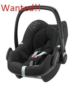 Looking for: Used Baby Carseat