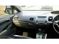 2008 HONDA CIVIC 1398 hybrid automatic saloon