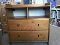 Ikea children's drawer unit