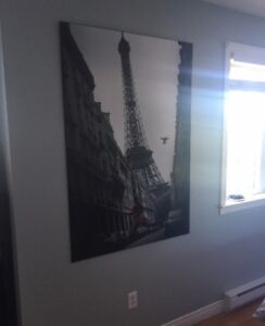 Paris Print - Wood Mounted