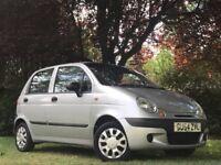 Daewoo Matiz 1.0 XTRA (silver) 2004