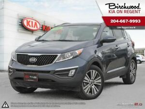 2016 Kia Sportage EX *1 OWNER HEATED SEATS MUST SEE!*