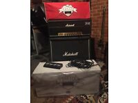 Marshall Amp and Speaker