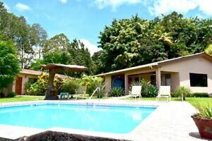 Costa Rica House with two Rental units