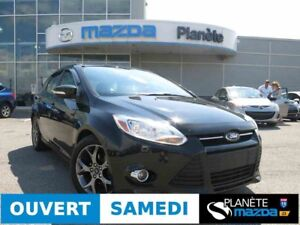 2013 FORD FOCUS SE AIR BLACK ÉDITION