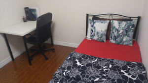 TWO ROOMS FOR RENT IN MARKHAM ONTARIO - HWY 7 and MCCOWAN RD