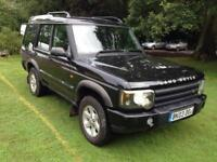 LAND ROVER DISCOVERY 2.5 TD5 GS 7 SEATER DIESEL * 1 OWNER FROM NEW *