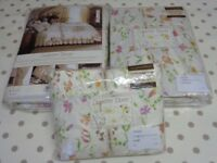 Country Diary by Belledorm Brand 'Summer Meadow' Double Bedding Set