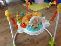 Fisher Price sunny days jumper. Excellent condition. Bought from new