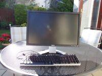 """Dell 22"""" computer monitor"""