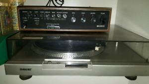 Sony PS -T15 Turntable