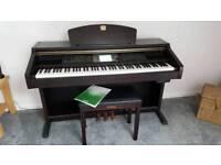 Yamaha Clavinova CVP 203 Digital Piano