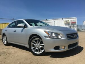2010 Nissan Maxima CVT = 161K = LEATHER - SUNROOF = HEATED SEATS
