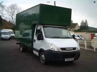 Van hire,man and van,big Luton van from £25p/h