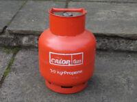 Propane CALOR Gas Bottle Cylinder (Empty)