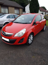 62 Plate Corsa - Reduced Price For Quick Sale
