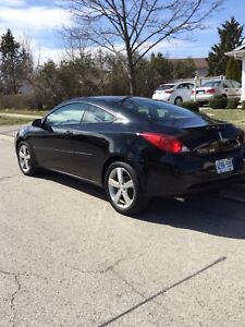 CERTIFIED 2006 PONTIAC  G6 GTP 6 speed coupe