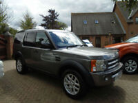 2008 58 Reg Land Rover Discovery 3 XS 2.7 V6 Manual COMMERCIAL (NO VAT)