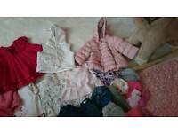 3-6 months girls bundle
