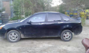2008 Ford Focus Sedan for sale or trade