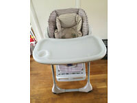 Baby highchair for sale - Chicco Polly Easy Highchair