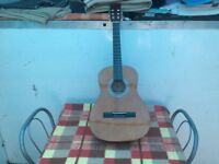 GUITAR WITH CASE