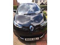 Renault Zoe E ( 88bhp ) Auto Dynamique Nav 2015/65 Plate 19,000 miles No Road Tax Low Insurance
