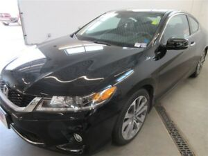 2014 Honda Accord EX-L! BACK-UP! ALLOY! NAV! LEATHER! HEATED!