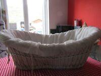 Vintage Moses Basket