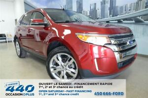 2014 Ford Edge Limited | AWD, CUIR, TOIT, NAVIGATION