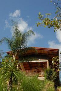 """Maison à louer Ojochal COSTA RICA """"CASA OPUS"""""""