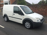 FORD TRANSIT CONNECT 1.8 TDCI 56 REG - 1 OWNER WITH FULL SERVICE HISTORY - DRIVES PERFECTLY !!!!!!!!