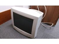 FREE Dell CRT Monitor WORKING PC Computer Screen