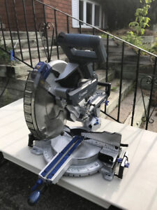 12-in 15 Amp Dual-Bevel Sliding Compound Miter Saw